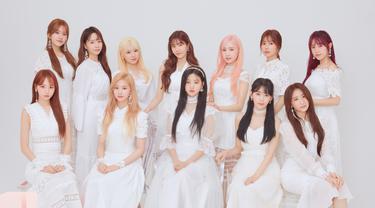Iz*One (Swing Entertainment via Soompi)