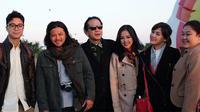 Ramon Y Tungka, Vicky Shu, Dikta, Ray Sahetapy (Liputan6.com/Rommy Ramadhan)