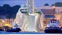 Deretan kapal pesiar alias yacht berikut ini praktis hanya bisa dimiliki para miliarder dengan segala kemewahannya.