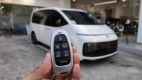 Smart Key Hyundai Staria. (Septian / Liputan6.com)