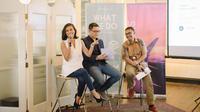 Travel Hacking Workshop di kawasan Kebayoran Baru Jakarta Selatan, Kamis (11/10/2018). (dok. Istimewa)