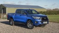 New Toyota Hilux. (Toyota)