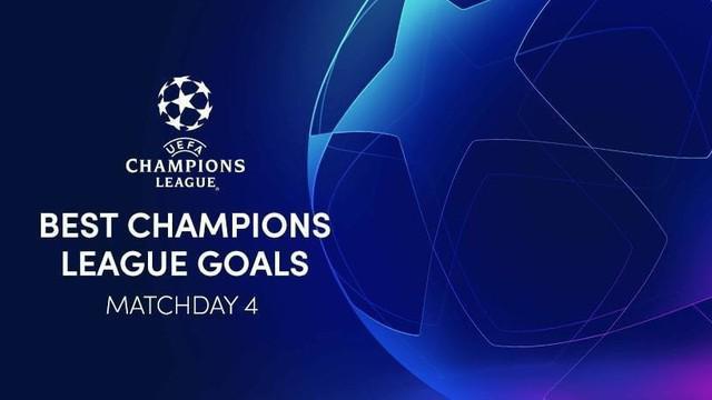 Berita video 5 gol terbaik Liga Champions matchday 4. Gol Cristiano Ronaldo masuk dalam daftar.
