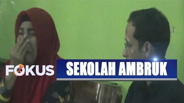 Mendikbud kemudian mendapatkan penjelasan kronologis kejadian dari Kepala Dinas Pendidikan dan Kebudayaan Kota Pasuruan dan Kepala SDN Gentong.