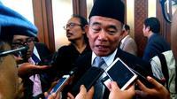 Menteri Pendidikan dan Kebudayaan Muhadjir Effendie (Liputan6.com/Zainul Arifin)