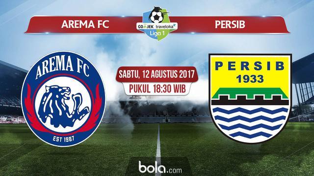 Duel Penuh Gengsi Akan Tersaji Saat Arema Fc Menjamu Persib Bandung Di Stadion Kanjuruhan Malang Sabtu  Bola Com Adretitus