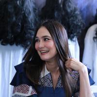Luna Maya, pemain film Suzzanna Bernapas Dalam Kubur. (Adrian Putra/Fimela.com)