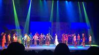 Drama musikal yang mengusung keberagaman di Tanah Air (Liputan6.com/ Lizsa Egeham)