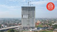 Tower Alexandria Apartemen Silk Town bilangan Bintaro – Alam Sutera, yang digarap PT Jaya Real Property (JRP), Tbk.