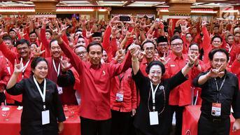 Survei: Elektabilitas PDIP dan PSI Unggul di DKI Jakarta