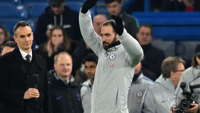 3 Faktor yang Bisa Menyebabkan Gonzalo Higuain Gagal di Chelsea - Inggris Bola.com
