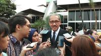 Deputi Gubernur Bank Indonesia (BI), Dody Budi Waluyo. (Yayu Agustini Rahayu/Merdeka.com)