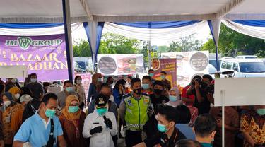 Bazar Ramadan Hari Terakhir, Para Pengusaha di Palembang Minta Digelar Lagi