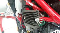 Kiprok Honda CBR250RR.(Arief/Liputan6.com)