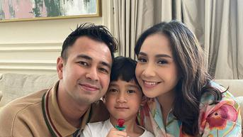 Raffi Ahmad dan Nagita Slavina Serius Rawat Kesehatan Gigi Rafathar