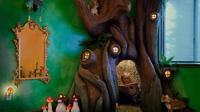 Pengorbanan Seorang Ayah Dirikan Rumah Pohon di Kamar Putrinya (sumber. lostateminor.com)