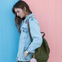 Ilustrasi jaket jeans (dok. Pixabay.com/Putu Elmira)