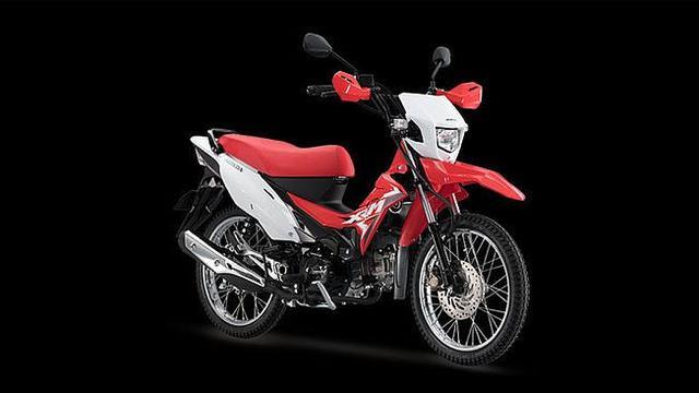 Honda XRM125 DS