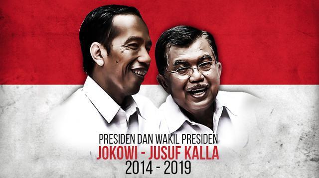 Jokowi dan Jusuf Kalla (Liputan6.com/Sangaji)