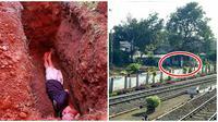 Parodi Aksi Geladi Resik ala Netizen Ini Bikin Tepuk Jidat (sumber:Instagram/guyonankekinian)