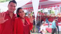 Titi Kamal dan Christian Sugiono (Instagram)