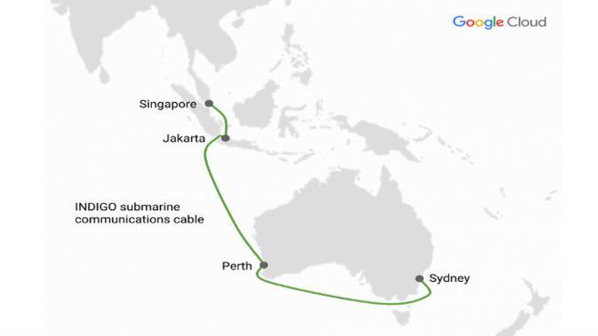 KBLV Kabel Internet Bawah Laut Indosat Ooredoo Putus, Internet Alami Gangguan - Tekno Liputan6.com