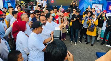 Ratusan UMKM di Sumsel Ikuti Pekan QRIS Bank Indonesia