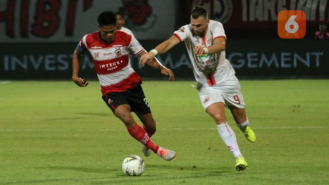 Madura United, Persija Jakarta