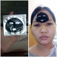 Pilih online shop terpercaya, jangan sampai kamu mengalami nasib sama seperti wanita yang beli masker wajah ini. (Foto: Twitter)