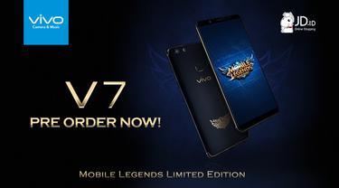 Vivo V7 Mobile Legend