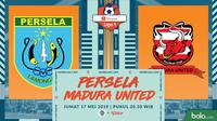 Shopee Liga 1 - Persela Lamongan Vs Madura United (Bola.com/Adreanus Titus)