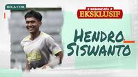 Wawancara Eksklusif - Hendro Siswanto. (Bola.com/Dody Iryawan)