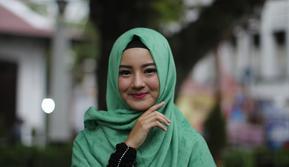 Cara Memakai Hijab Pashmina (Sumber: Pixabay)