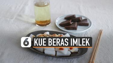Kue dengan rasa manis dan aromanya yang khas ini mempunyai makna tersendiri.