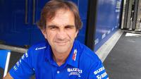 Davide Brivio yakin Suzuki bersaing di MotoGP Malaysia (istimewa)