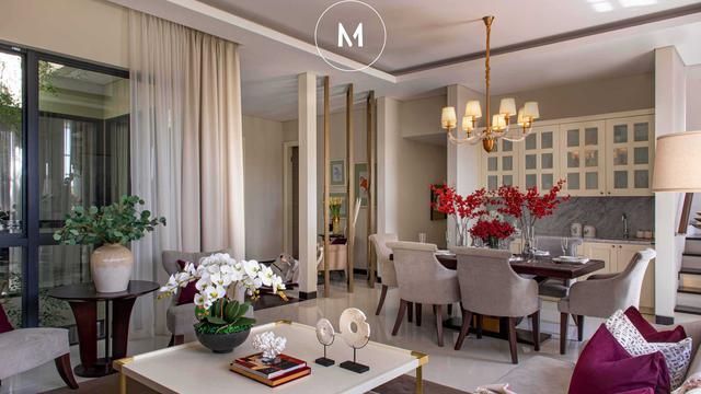 Desain Interior Rumah Modern Bernuansa Klasik Nan Berkelas - Lifestyle Liputan6.com