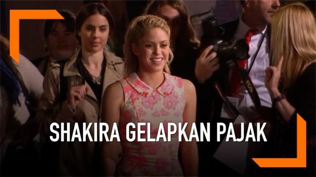Shakira dipanggil pengadilan Spanyol atas kasus dugaan penggelapan pajak. Ia diminta memberikan kesaksian pada 12 Juni 2019.