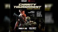 Forwat x Garena Charity Tournament Againts Covid-19