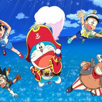 Doraemon the Movie: Nobita's Treasure Island. (TOHO)