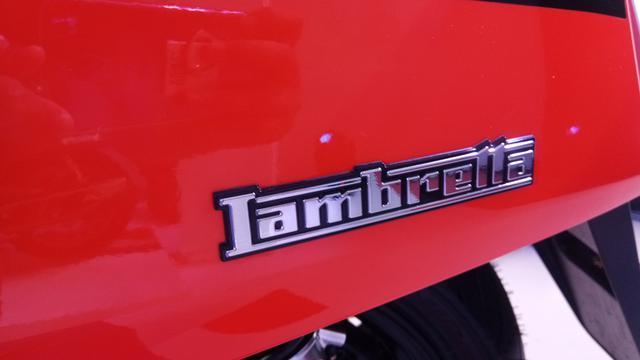 Hadir Di Iims Ini Arti Nama Lambretta Otomotif Liputan6 Com