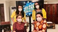 Byarr Indonesia adalah kompetisi pencarian bakat Indonesia yang digelar Ikatan Istri Partai Golkar, malam puncak ditayangkan SCTV 31 Oktober 2020 (Dok Ist)