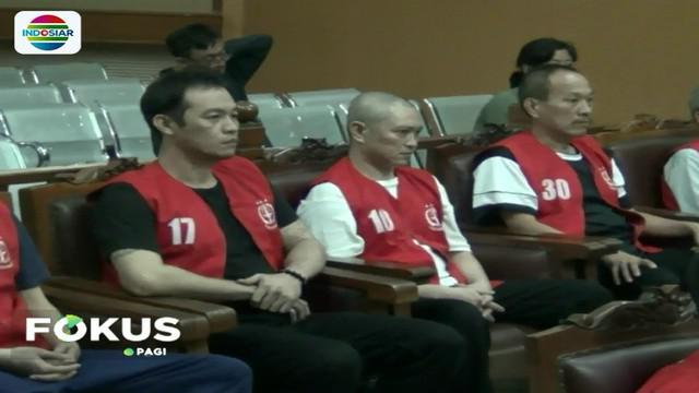 JPU menilai delapan terdakwa telahterbukti melakukan penyelundupan narkoba jenis sabu seberat satu ton.
