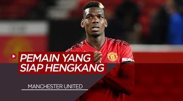 Berita Video 6 Pemain yang Siap Hengkang dari Manchester United, Termasuk Paul Pogba