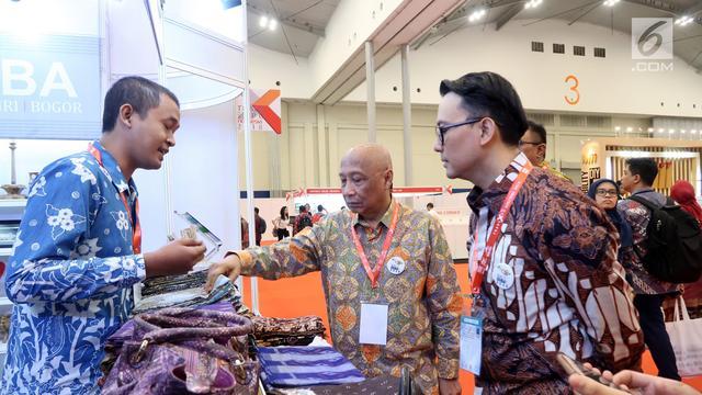 Berburu Produk Unggulan di Trade Expo Indonesia 2018