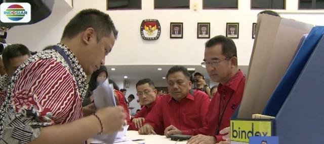 Hingga saat ini belum terkonfirmasi penyebab jajaran DPD Nasdem Kota Tegal tidak menyerahkan dokuman LADK ke KPU.
