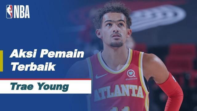 Berita Vide Bawa Atlanta Hawks Menang atas LA Clippers, Trae Young Jadi Pemain Terbaik Hari Ini