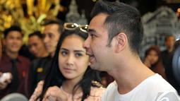 Motif kue yang diinginkan Raffi bukan motif internasional tetapi kejawa-jawaan, Jakarta, Rabu (17/9/2014) (Liputan6.com/Panji Diksana)