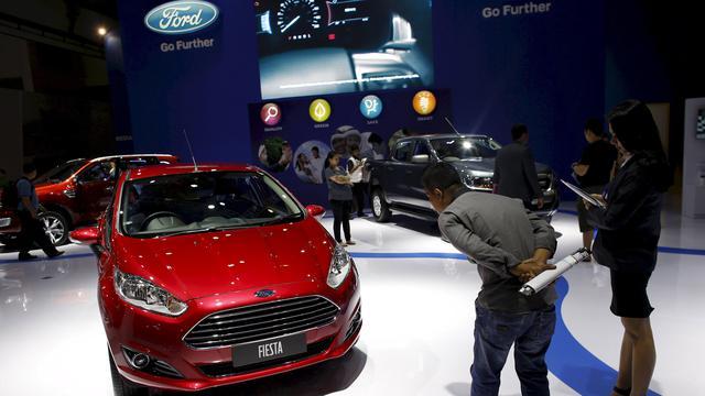 Harga Ford Fiesta Bekas Di Bawah Rp 100 Juta Otomotif Liputan6 Com