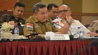 Trimedya Panjaitan berharap Densus Tindak Pidana Korupsi (Tipikor) yang dibentuk oleh Polri mampu memberantas korupsi di Indonesia