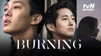Film Burning kini dapat disaksikan di platform streaming Vidio. (Sumber: Vidio)